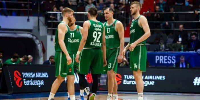 Corona nedeniyle Litvanya basketbol ligi sona erdi!