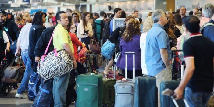 """İçişleri Bakanlığı: """"Avrupa'dan yolcu girişleri durduruldu"""""""