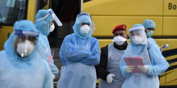 Korona virüs nedeniyle dünya içine kapandı
