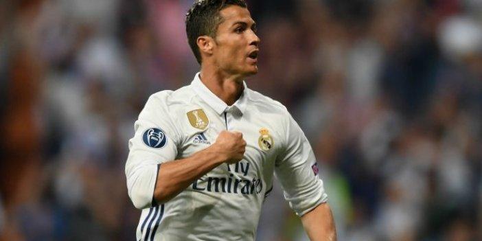 Cristiano Ronaldo'dan insanlık dersi!
