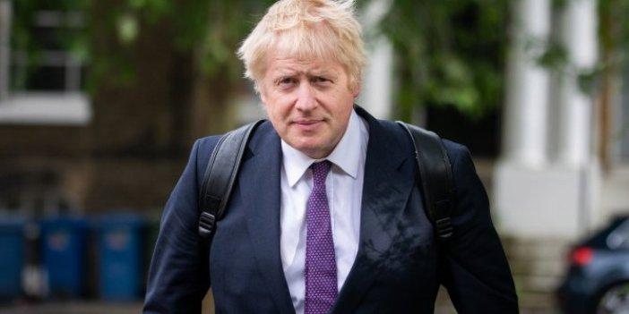 Boris Johnson'ın koronavirüs çıkışı tartışmalara neden oldu