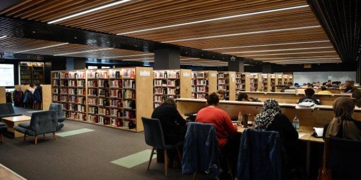 Bakanlık açıkladı: Kütüphaneler kapatılıyor!