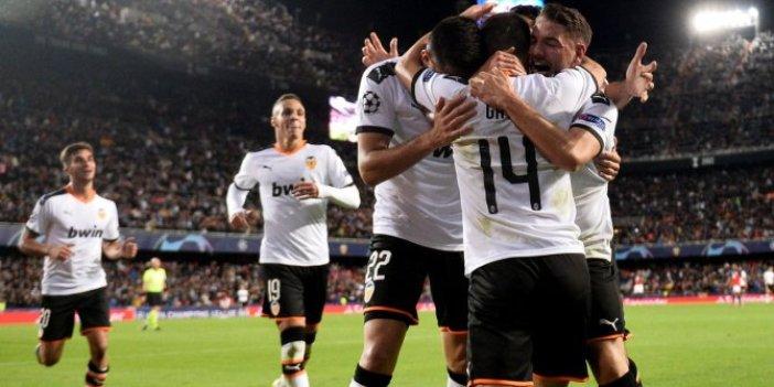 Valencia takımının yüzde 35'inde korona çıktı