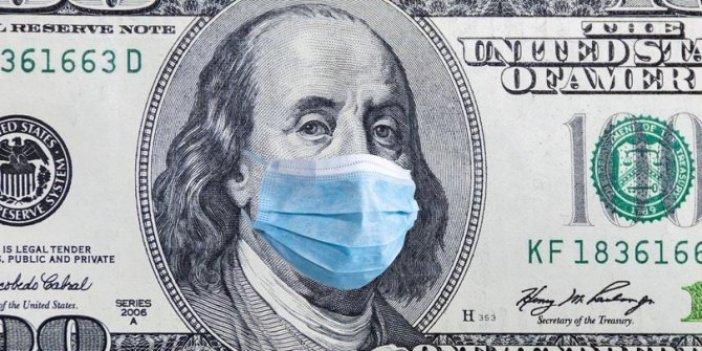 Dolarda virüs ateşi sürüyor