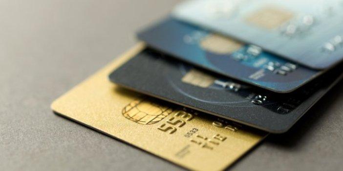 Kredi kartlarına korona virüs formülü