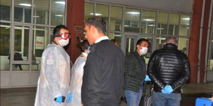 Otobüsten karantinaya: Irak'tan dönen Türkleri diğer yolcular ihbar etti