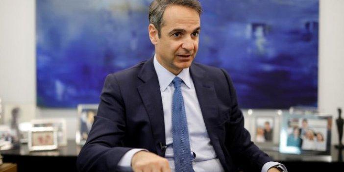 Yunanistan Başbakanı Miçotakis: Türkiye ile birlikte yaşamak zorundayız