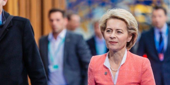 AB Komisyonu Başkanı Von der Leyen'den korona virüs itirafı