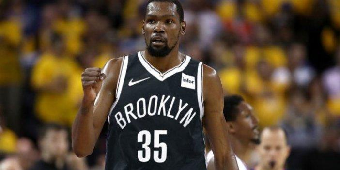 Brooklyn Nets'de 4 oyuncuda korona virüs çıktı