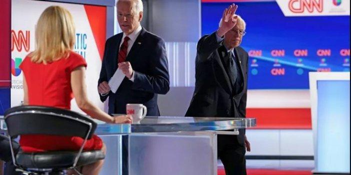 Biden, Sanders'ı geride bıraktı