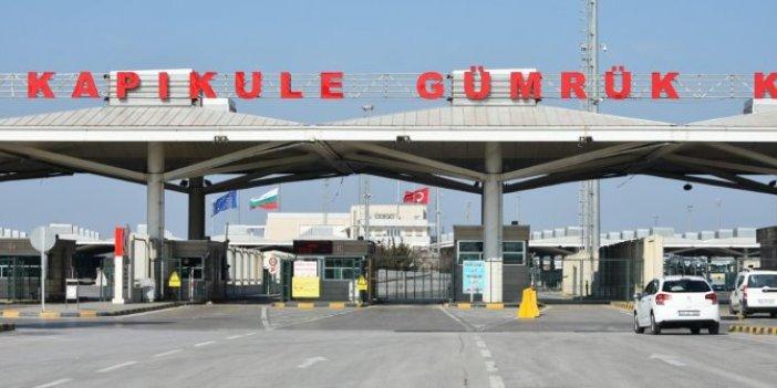 Avrupa'ya kara sınırı kapatıldı!