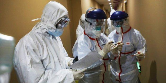 Alman medyası, korona virüsün yeni belirtilerini duyurdu