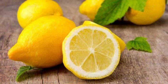 Korona tehdidine karşı limona talep arttı