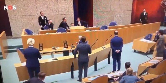 Hollanda Sağlık Bakanı Bruno Bruins bayıldı