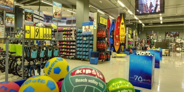 Decathlon mağazalarını kapatıyor
