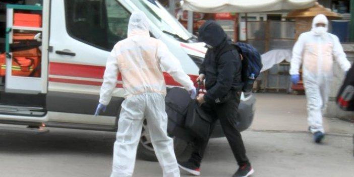 Ankara'da korona virüs paniği… İngiltere'den geldiğini söylemişti