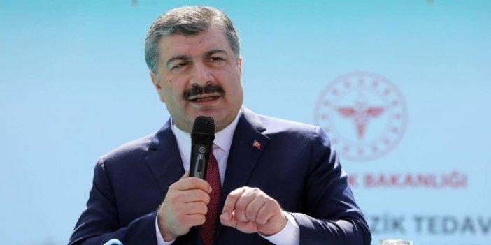 Sağlık Bakanı Fahrettin Koca'dan vatandaşlara uyarı