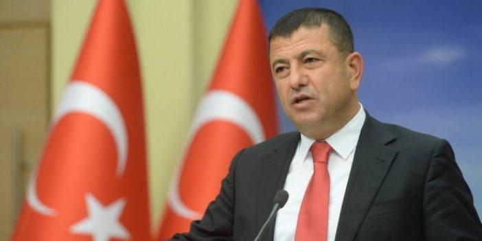 CHP'li Veli Ağbaba: Sınır güvenliğimiz beka sorunudur!