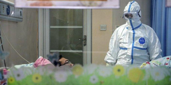 Korona virüs salgınında bilanço ağırlaşıyor: Vaka sayısı 300 bini aştı