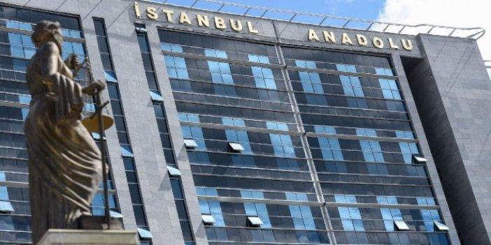 İstanbul Anadolu Adliyesi'nde personelde korona çıktı: Mahkemeler kapatıldı!
