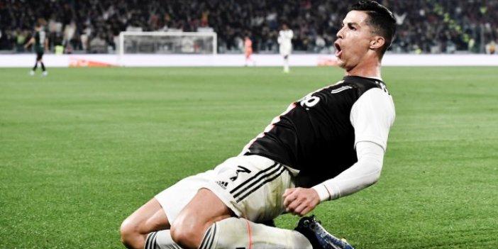 Cristiano Ronaldo'nun korona test sonuçları belli oldu