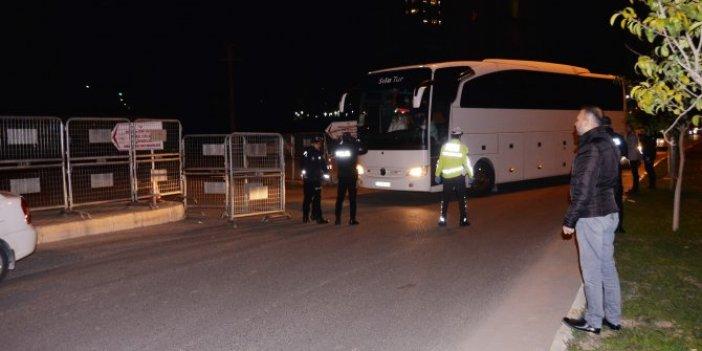 KKTC'den gelen Türk öğrenciler karantinaya alındı