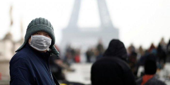 Fransa'da korona virüs nedeniyle ölenlerin sayısı 674'e yükseldi