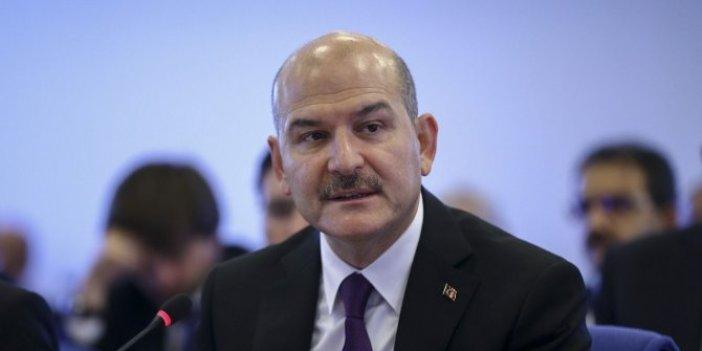 İçişleri Bakanı Soylu'dan gençlere tepki