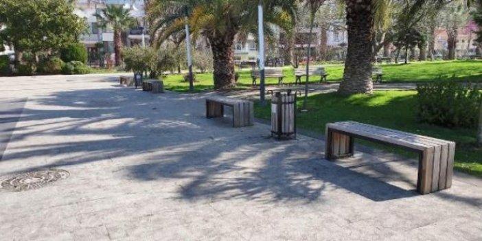 Türkiye'nin en yaşlı ili Sinop'ta sokaklar boş kaldı