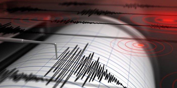Osmaniye'de 3.5 şiddetinde deprem