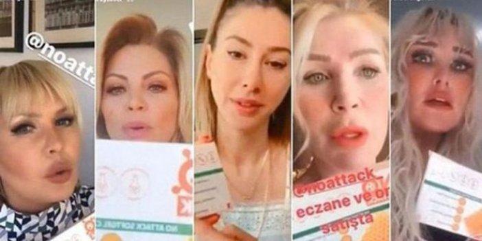 Ünlülerin reklamını yaptığı korona virüs ilacının firma sahibinden tepki