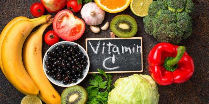 Amerika, korona virüse karşı C vitamini ile savaşıyor