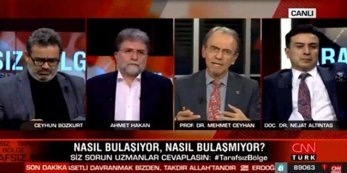 Prof. Dr. Mehmet Ceyhan'dan canlı yayında şok sözler