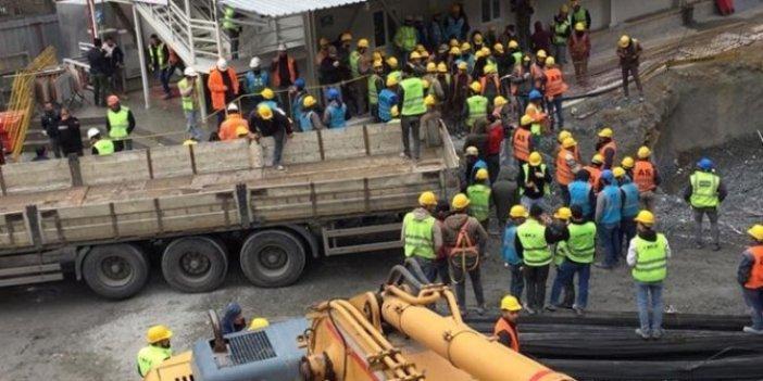 300 işçi karantinaya alındı!