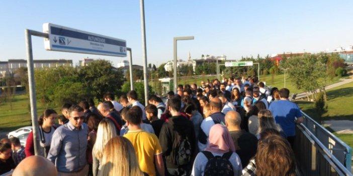 4,5 milyon İstanbullu her gün işe gidiyor!