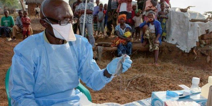 Bir salgın da Nijerya'da patladı: Lassa ateşi