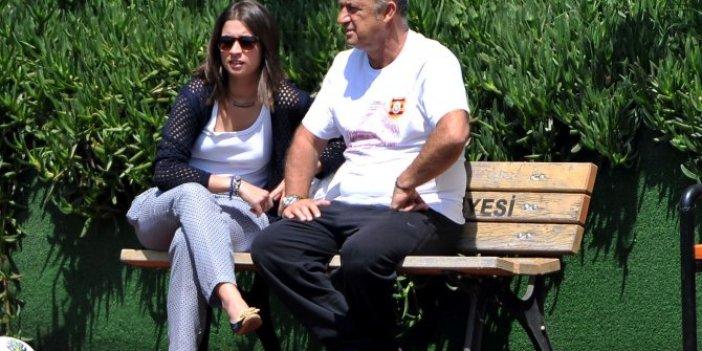 Fatih Terim'in kızı Buse Terim'e eleştiri yağdı