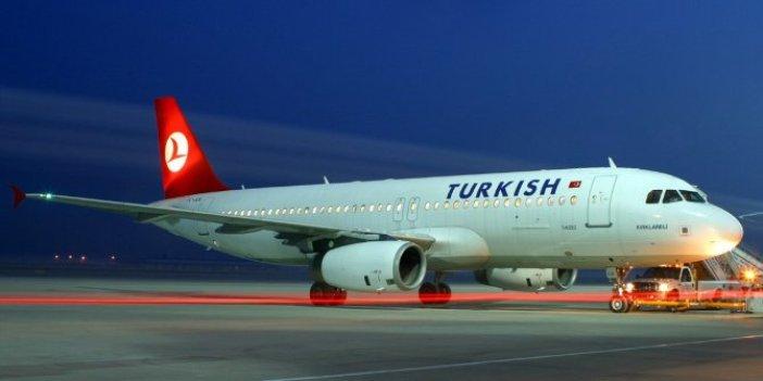 Türk Hava Yolları'ndan uçuşlara kısıtlama