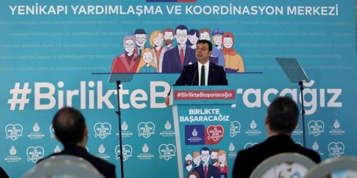 Ekrem İmamoğlu'ndan İstanbullulara kritik çağrı!