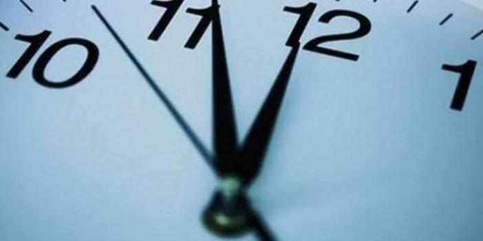 Türkiye'de şu anda saat kaç? Saatler ileri alındı mı?