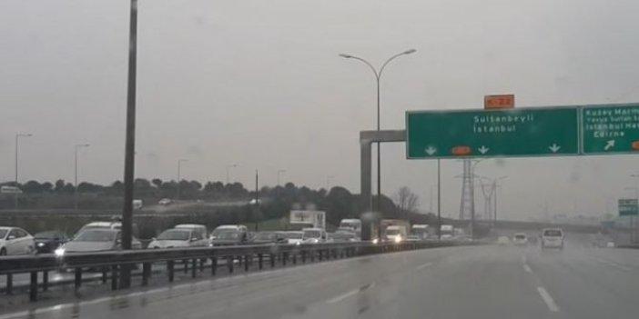 İstanbul'dan kaçış kuyruğu