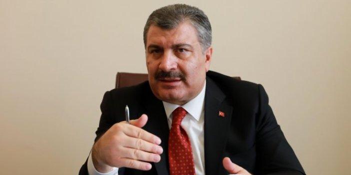Sağlık Bakanı Fahrettin Koca'dan korona virüs ölümleri iddialarına yalanlama