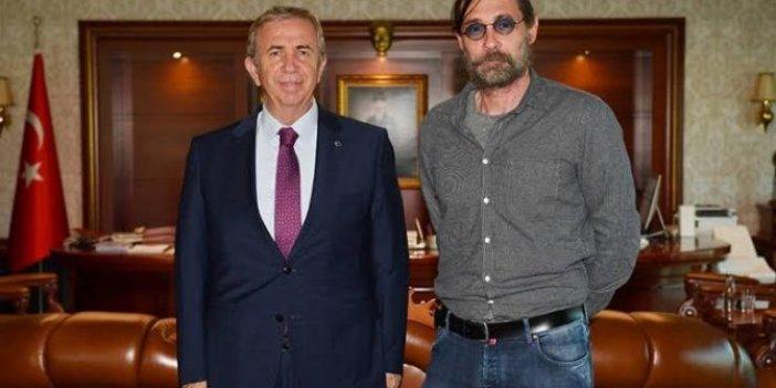 Erdal Beşikçioğlu'ndan Mansur Yavaş'ın korona virüs kampanyasına destek