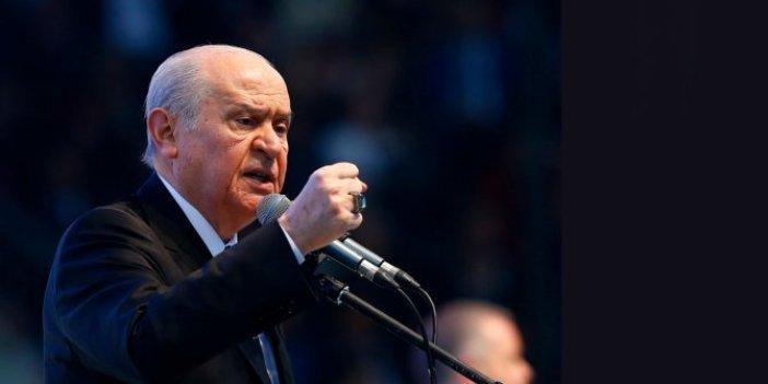 MHP Genel Başkanı Bahçeli'den ilginç korona yorumu