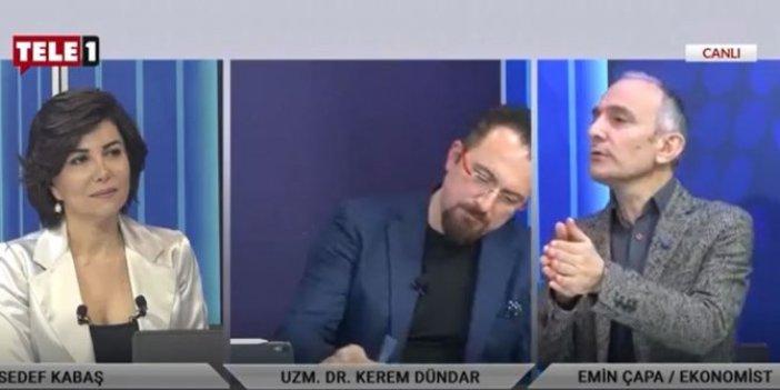 Emin Çapa, korona virüsün İstanbul'daki üssünü açıkladı