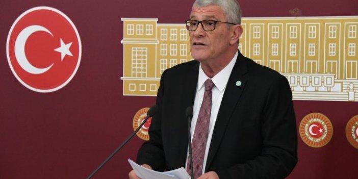 İYİ Partili Müsavat Dervişoğlu Erdoğan için dörtlükler yazdı!