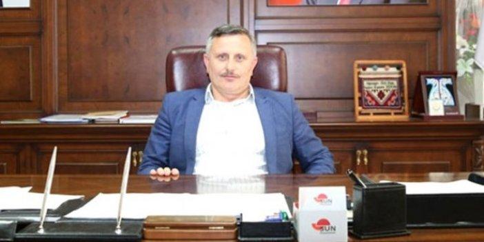 AKP'li başkandan bağış tavsiyesi: 5 ay alkol içmeyin