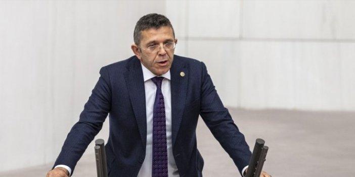 """İYİ Partili Yasin Öztürk: """"Tokatçıya serbest, belediyelere mi yasak?"""""""