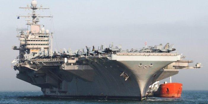 Amerikan uçak gemisinde korona dehşeti: Tahliye etmezseniz öleceğiz!