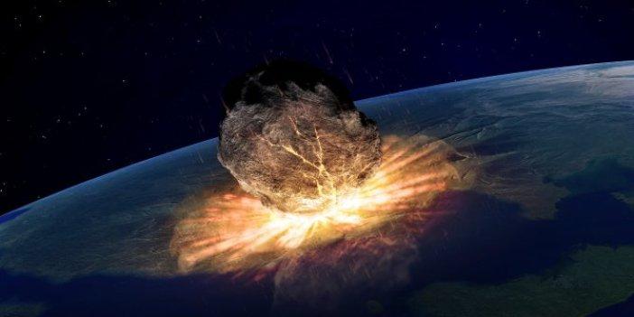 NASA: Dünyayı yok etmez ancak tehlikeli